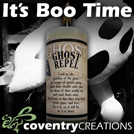 It's Boo Time!