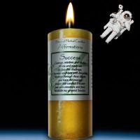 Success Affirmation Candle
