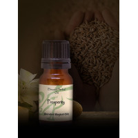 Prosperity Blessed Herbal Oil