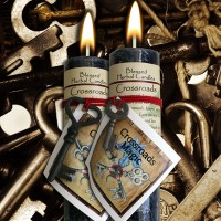 Limited Edition Blessed Herbal Crossroads Candle