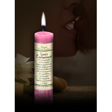Love's Enchantment Blessed Herbal Candle
