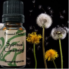 Spiritual Cleansing Blessed Herbal Oil