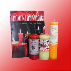"""Moxie"" Coventry Magic Combo"