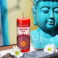 Chakra Magic Success Candle