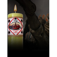 Crown Of Glory Motor City Hoo Doo Candle