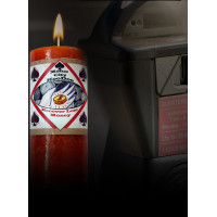Recover Lost Money Motor City Hoo Doo Candle