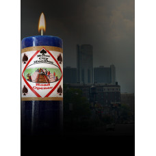 Road Opener Motor City Hoo Doo Candle