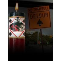 Reversing Motor City Hoo Doo Candle