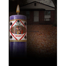 Tranquil Home Motor City Hoo Doo Candle