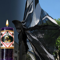 High John Motor City Hoo Doo Candle