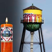 Lucky 7 Motor City Hoo Doo Candle