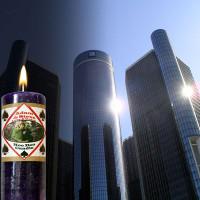 Adam & Steve Motor City Hoo Doo Candle