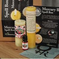 Mercury Retrograde Spell Box