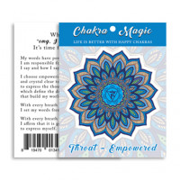 Chakra Magic Empowered Sticker