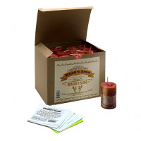 Witch's Brew Dragon's Blood Votives (Box of 24)