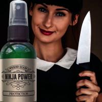Wicked Good Ninja Power: Protection Spray