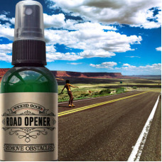 Wicked Good Road Opener: Remove Obstacles Spray