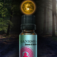Ganesha World Magic Oil