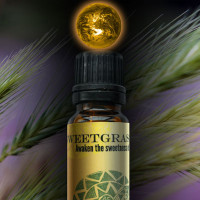 Sweet Grass World Magic Oil