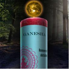 Ganesha World Magic Candle