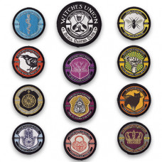 Witches Union - Magical Adept Patches Bundle