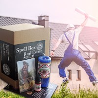 Real Estate SOLD! Witches Union Spell Box
