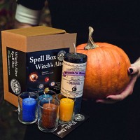 Witch's Altar Witches Union Spell Box