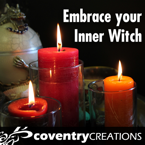 Embracing your Inner Witch