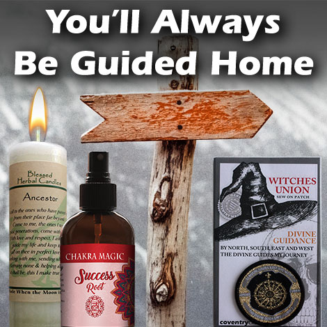 You'll always be guided home
