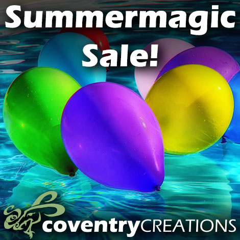 Summermagic Sale!