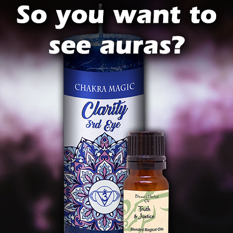 So you want to see auras?
