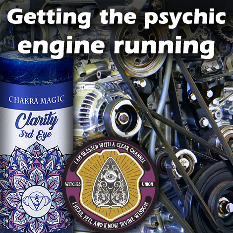 Getting the psychic engine running