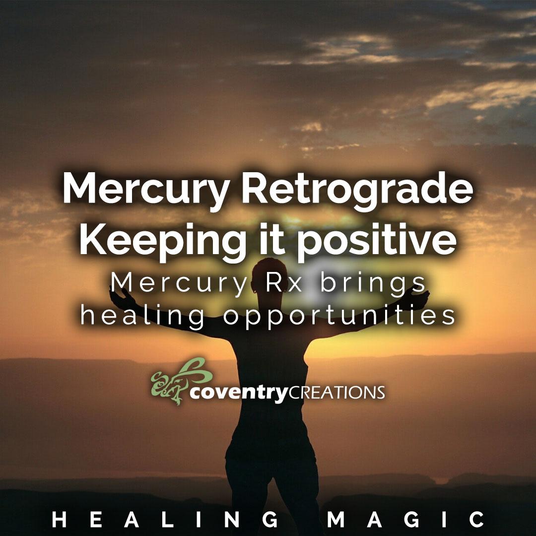 Mercury Rx brings healing opportunities