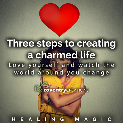 Three steps to creating a charmed life