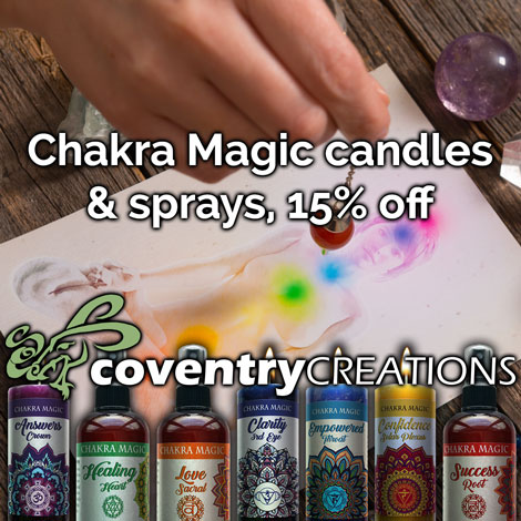 Life is better with happy chakras.