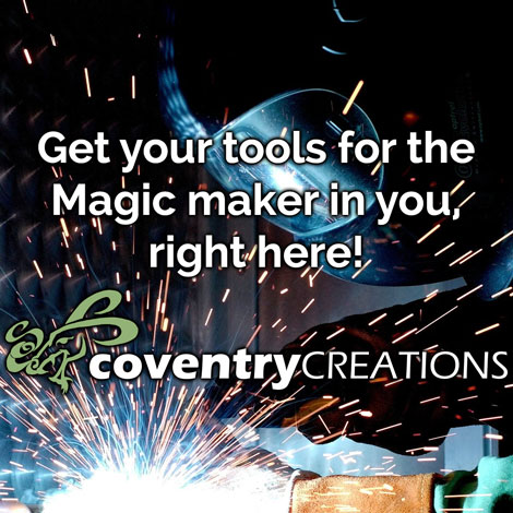 Get your tools for the Magic maker in you, right here.