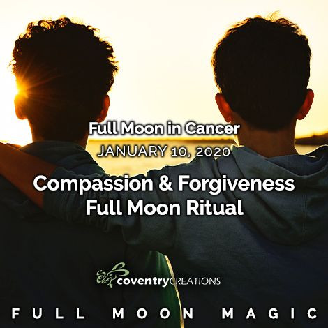Full Moon in Cancer January 10, 2020