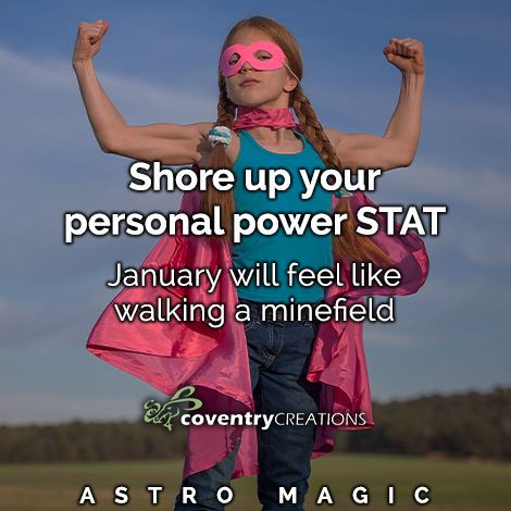 Shore up your personal power STAT