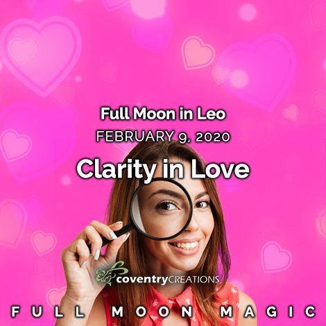 Full Moon in Leo February 9, 2020