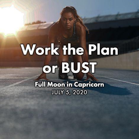 Full Moon in Capricorn July 5, 2020