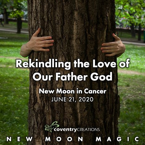 New Moon in Cancer June 21, 2020