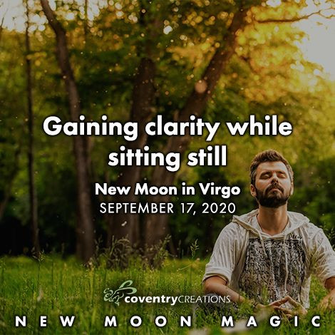New Moon in Virgo, September 17, 2020