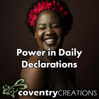 Power in Daily Declarations