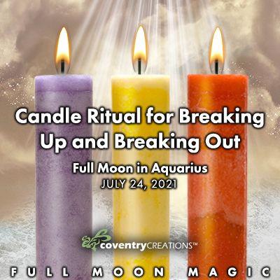 Full Moon in Aquarius, July 24, 2021