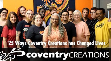 25 Ways Coventry Has Changed Lives
