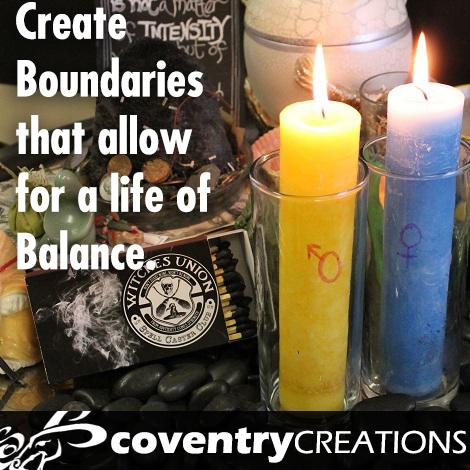 Boundaries for Balance