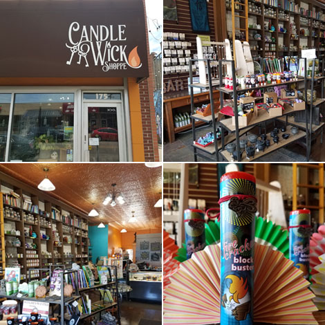 Candle Wick Shoppe composite