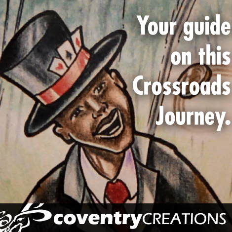 Who is the Man at the Crossroads?