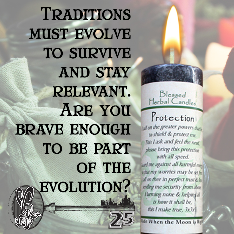 LTM Spet Tradition Evolution